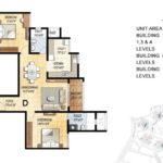 prestige-falcon-city-floor-plan-2-bhk-1274-sft