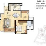 prestige-falcon-city-floor-plan-2-5-bhk-1375-sft