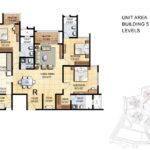 prestige-falcon-city-floor-plan-3-bhk-2104-sft
