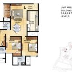 prestige-falcon-city-floor-plan-plan-3-bhk-1603-sft
