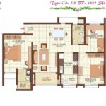 prestige-kew-gardens-2-5bhk-1352-sqft