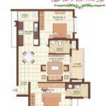 prestige-kew-gardens-2bhk-1170-sqft