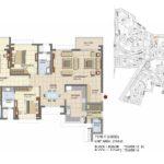 prestige_lakeside_habitat_floor_plan_3_bhk_2134_sft